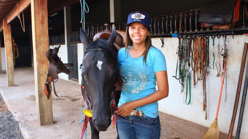 Kelly Caroline Pereira Três Tambores