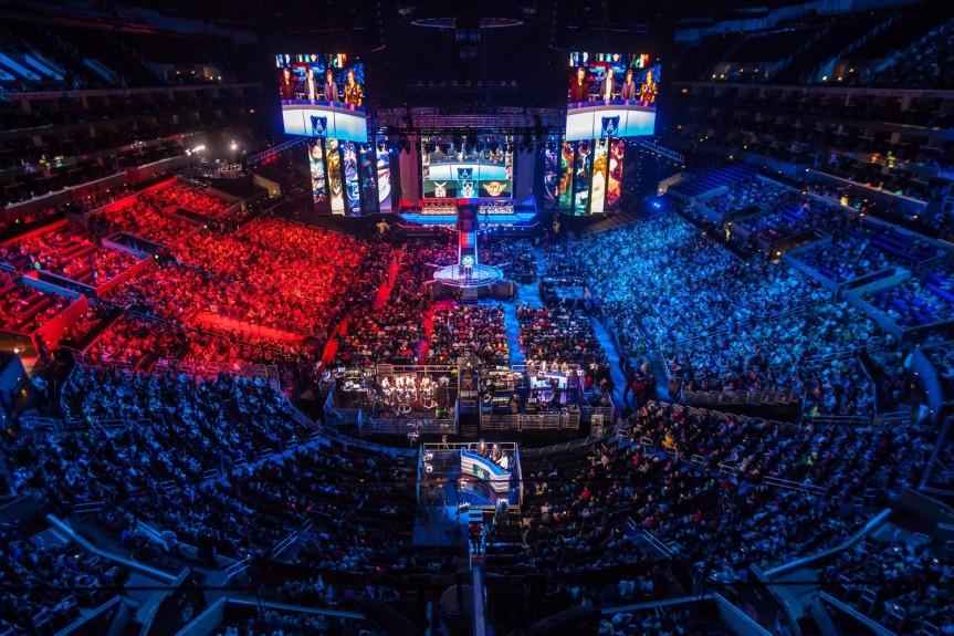 Esportes eletrônicos conquistam espaço no mercadoesportivo