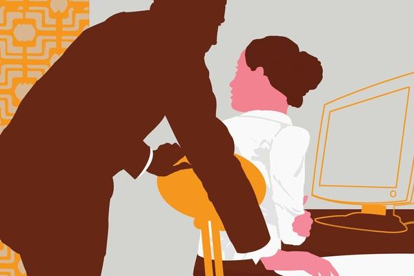 assédio sexual no ambiante de trabalho